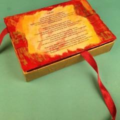 Poetry Takes Flight Box Leah Rachel (Closed)