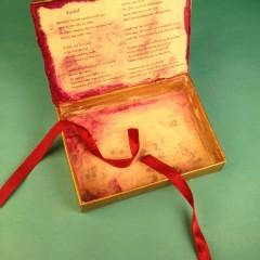 Poetry Takes Flight Box Leah Rachel (Opened)